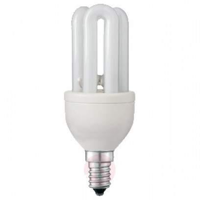 E27 5W blue energy saving tear bulb 10,000 h - light-bulbs