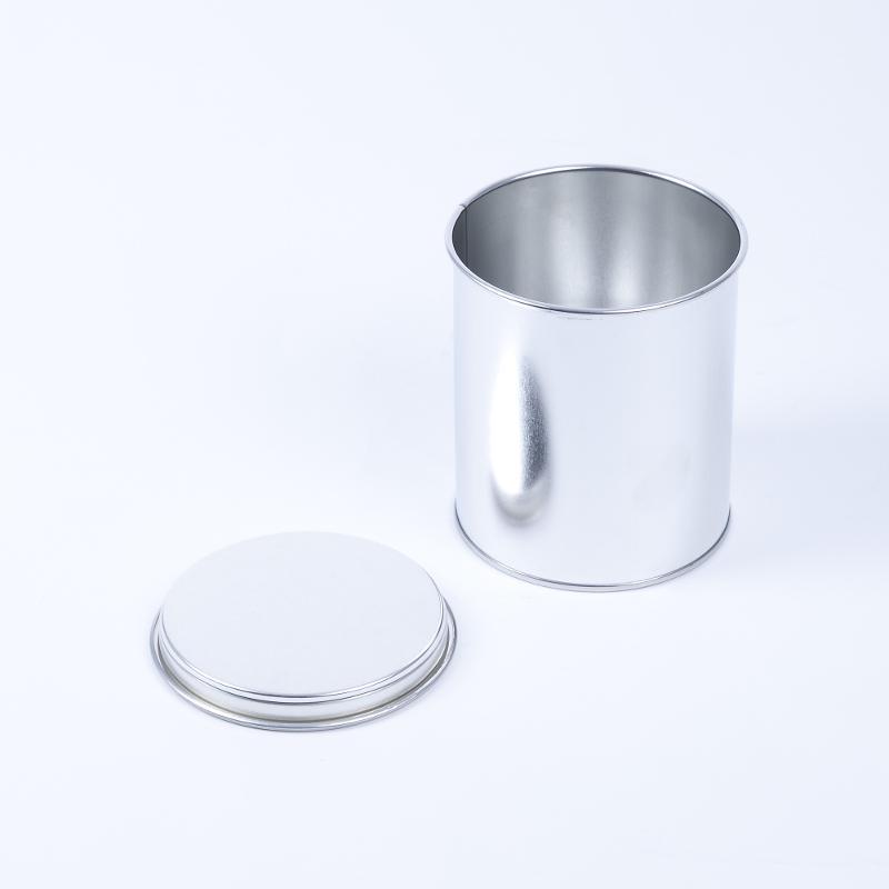 Eindrückdeckeldose 1.000ml, Höhe 125mm, Deckel mit Gummi - Artikelnummer 450000159301