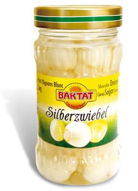 Silverskin onions - null
