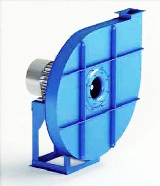 Ventilateur industriel haute pression - VAPC/P
