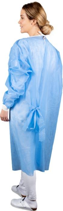 Surgical Gown - The surgical gown is perfect for sensitive areas such as operating rooms