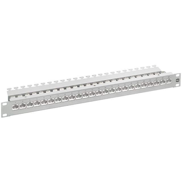 "19"" KEYSTONE PATCH PANEL - HARTING 20824050001"