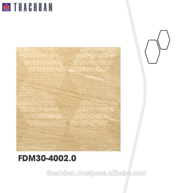 Distributors style marble home decor Polished tiles ceramic code : FDM30-4002.0 - Ceramic Floor tile