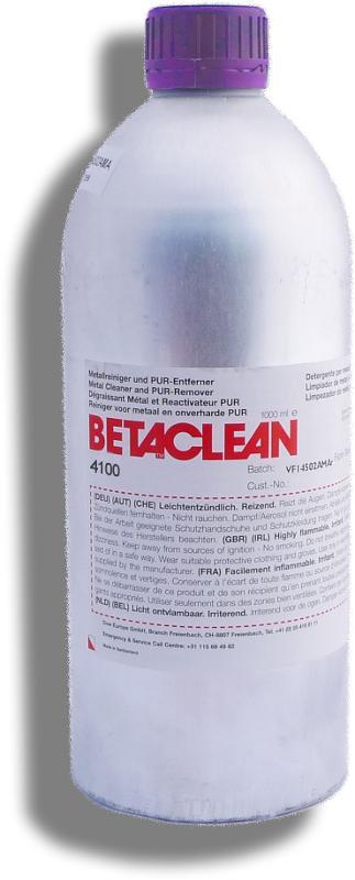 Betaclean 4100   1000 ml 940.273/VbF - BC-4100-1000
