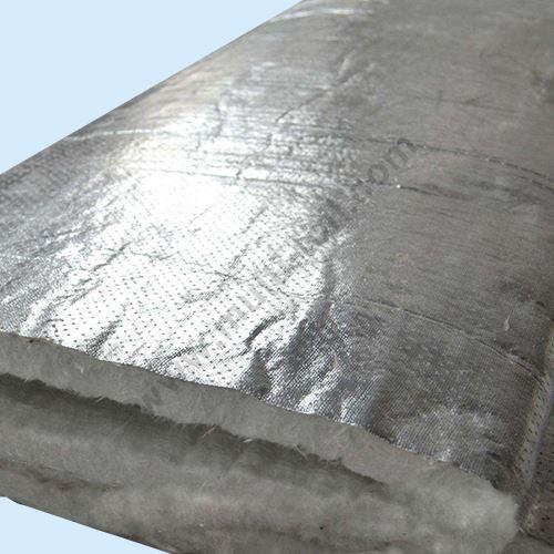 Thermal Insulation Glass Wool Blanket - Laminated Foil