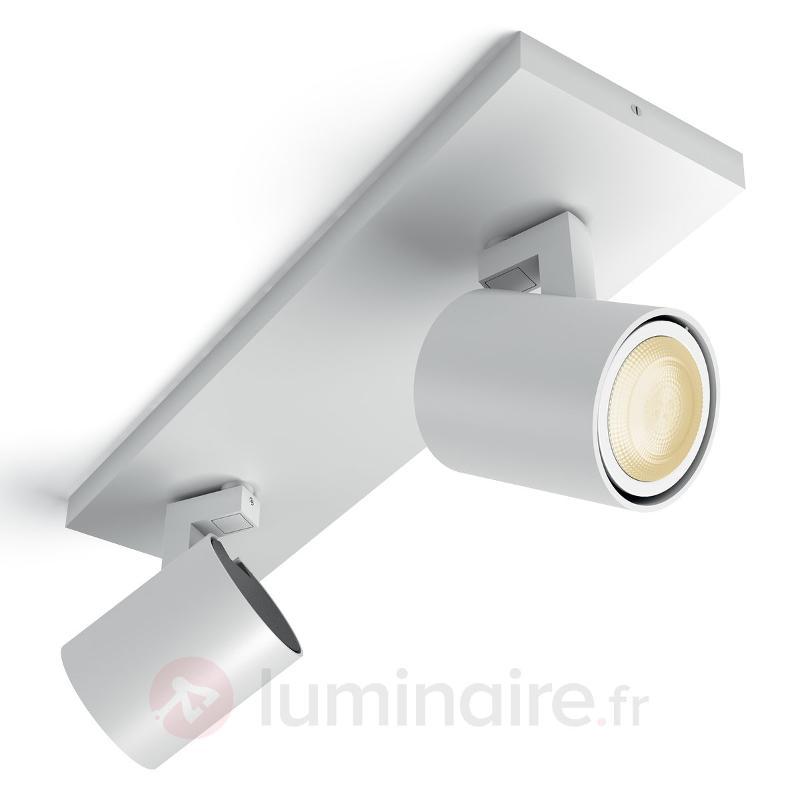 Plafonnier LED Phillips Hue Runner avec variateur - Philips Hue