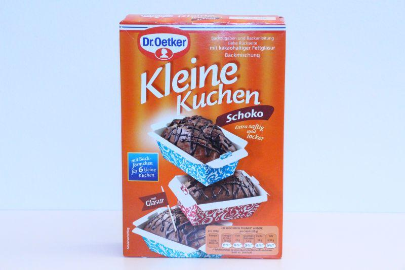 Dr.Oetker Little Chocolate Cake Extra Softness -
