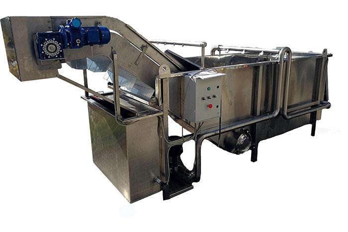 Vasche di Lavaggio - Ingegneria Alimentare SRL