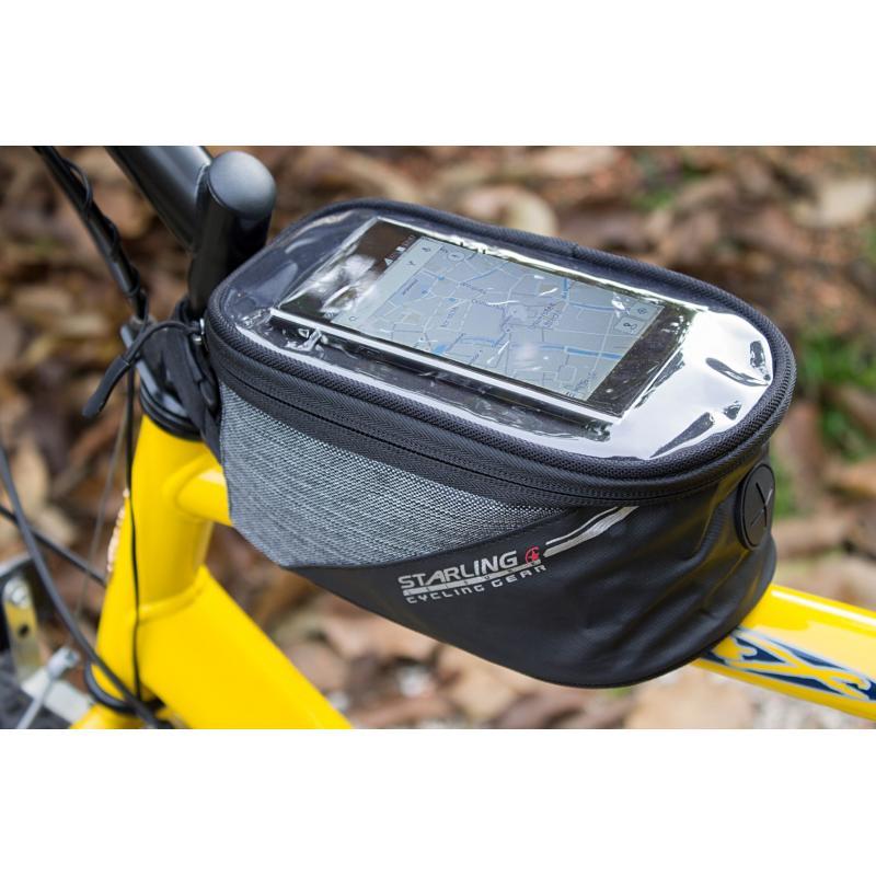 SACOCHE GPS POUR VELO - CYCLE