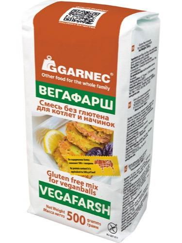 "Jauhoseos kasvissyöjille  - Jauhoseos kasvissyöjille ""Vegaanjauheliha"" gluteeniton Garnec, 500 g"