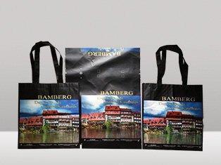 Impresión de bolsas -No Tejido - Superficie no tejida de alta calidad de impresión