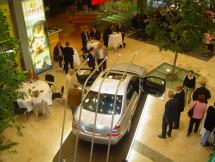 Vehicle Stages – Illuminated - Business Areas - Presentation Systems