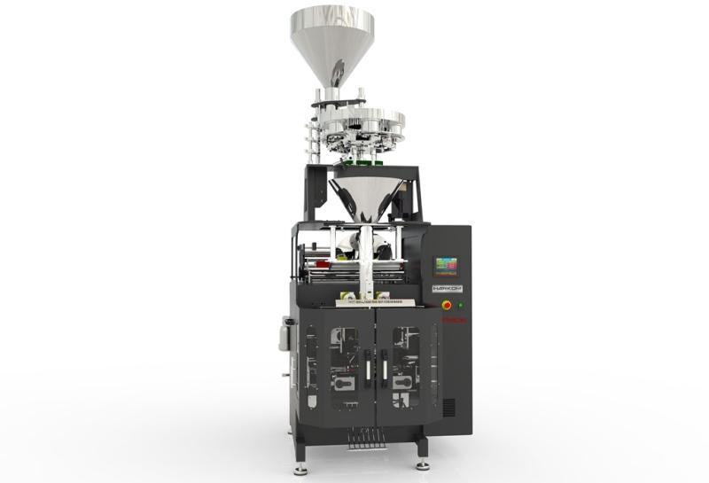 IM-V SERIES Packaging Machine with Volumetric Filler -