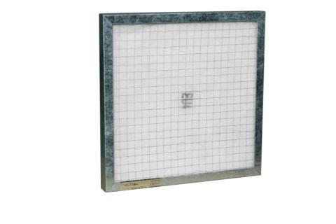 Filtro Plano/Pleated Filter - Retenção de partículas grossas e médias