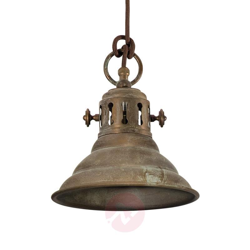 Small hanging light Dunja - design-hotel-lighting