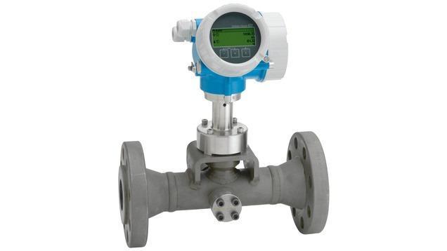 Proline Prowirl C 200 Vortex flowmeter -