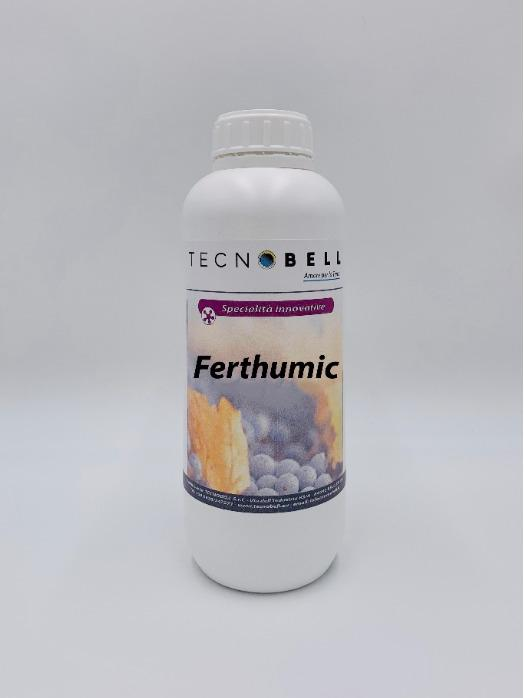 FERTHUMIC - Liquid fertilizer with humic acid and seaweed extracts