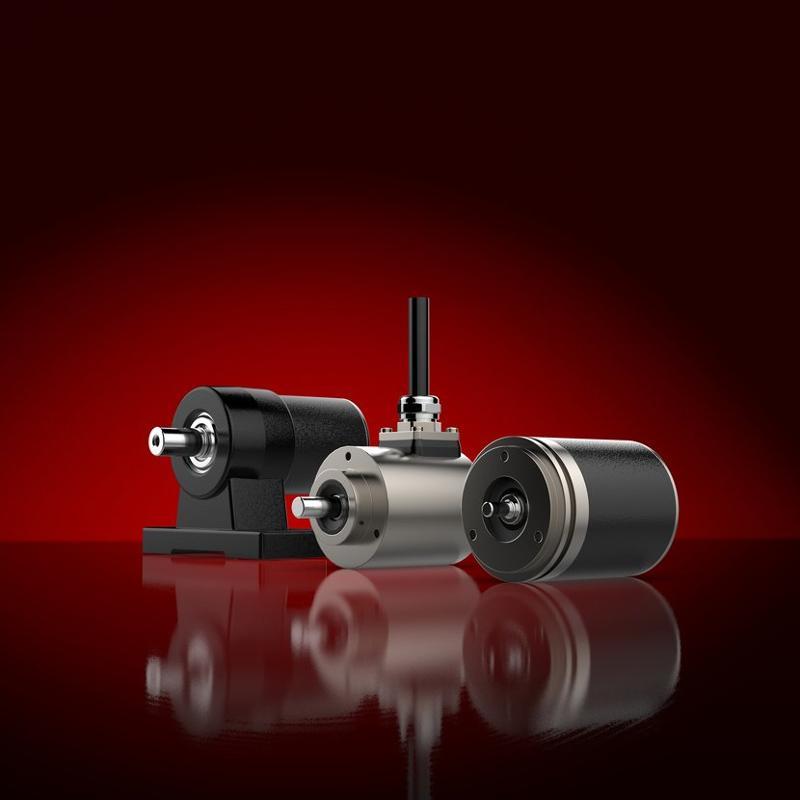 Sensors - Incremental rotary encoder GEL 207/208/209