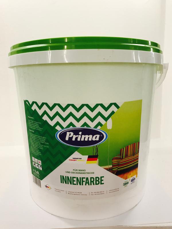 Prima Innenfarbe 10 L. - Farben