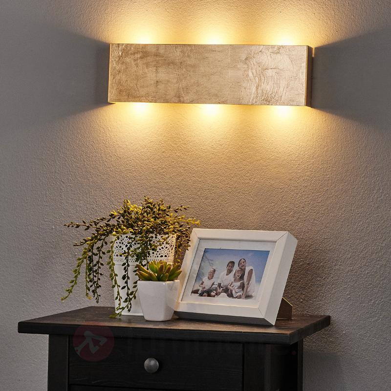 Applique LED Maja dimmable, doré antique - Appliques LED