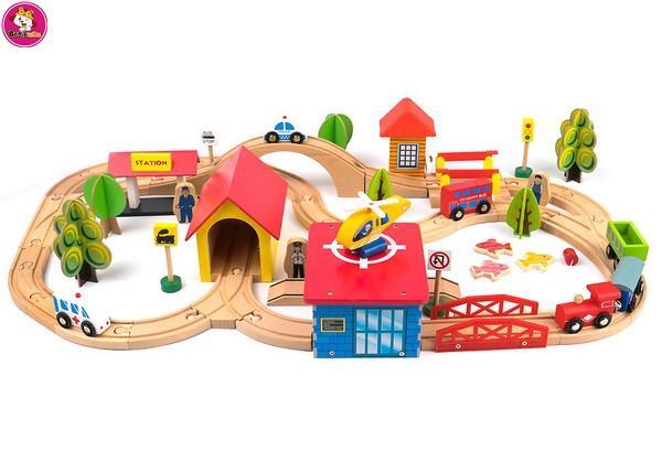 Educational Wood Toy  - Wood Toys