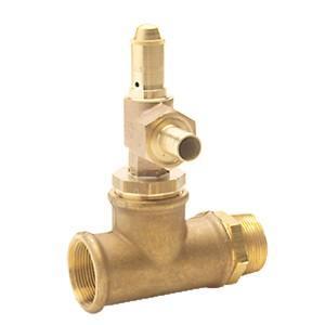 Bypass valve made of brass - Eccentric Screw Pumps