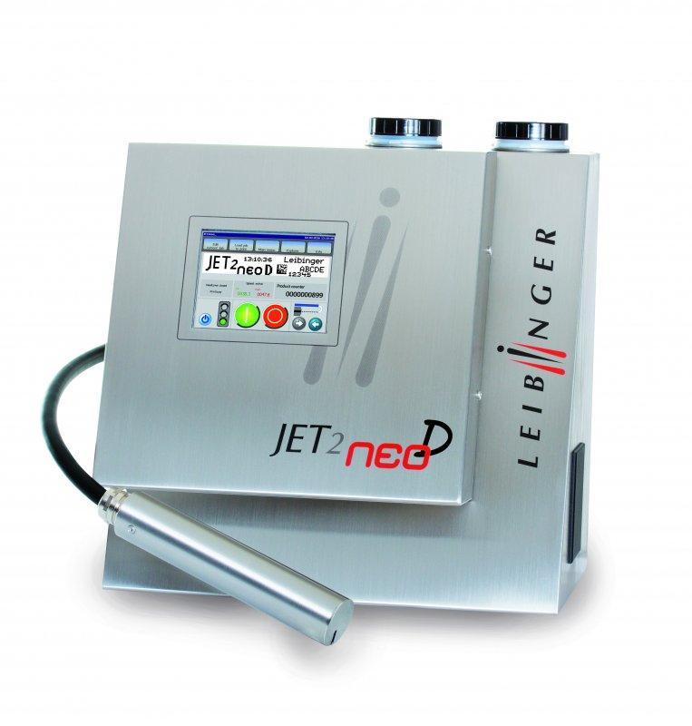 LEIBINGER JET2neoD - Industrial inkjet printer