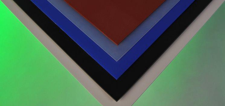 Silicone Rubber Sheet (Solid) - Moulded Sheets