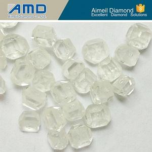HTHP White Synthetic Diamond Rough -