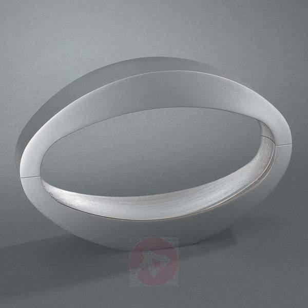 LED table lamp MAURICE aluminium - Window Sill Lights