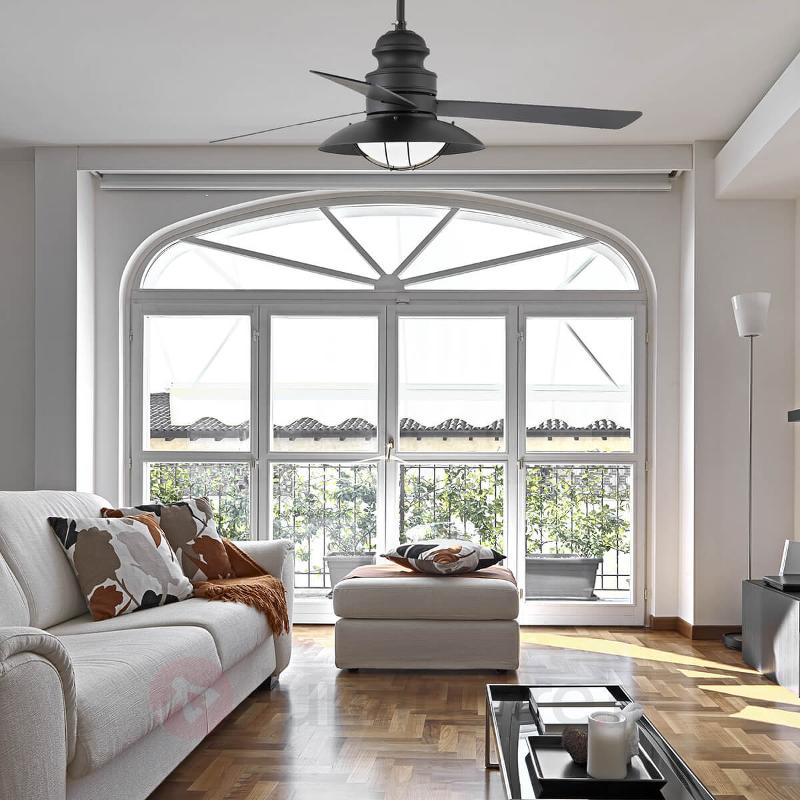 Ventilateur de plafond Winch avec éclairage - Ventilateurs de plafond lumineux