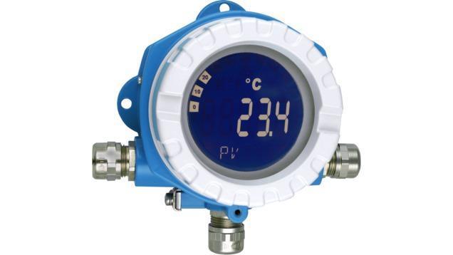 Temperature mesure Thermometres Transmetteurs - transmetteur temperature HART TMT142