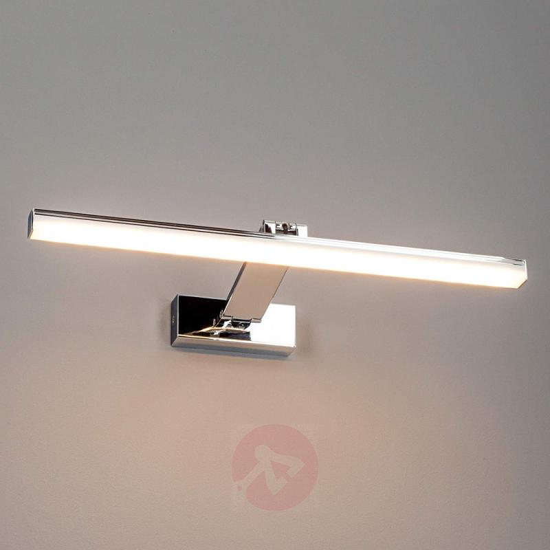 Leonid LED Picture Light in Chrome - indoor-lighting
