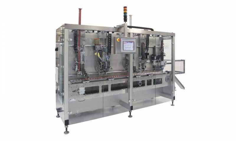 Filling and Closing Machine OPTIMA CFL-10 - Filling and Closing Machine OPTIMA CFL-10, Functional Closures