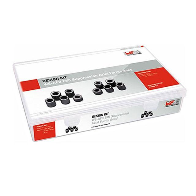 EMI SUPPRESSION AXIAL FERRITE BE - Wurth Electronics Inc. 742700