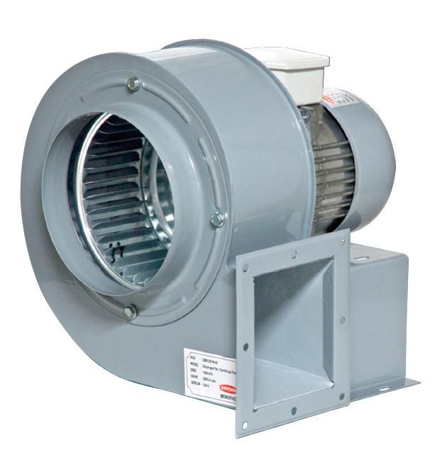 OBR 200 - Universal Radialventilator mit hoher Pressung