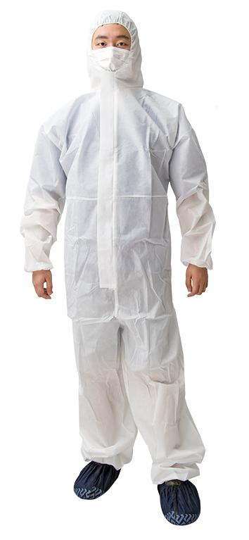 SMS Nonwoven Coverall - null
