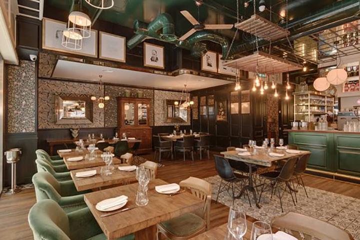 Furniture For Horeca: Hotels, Restaurants - null