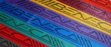 Colors webbing - 50 mm