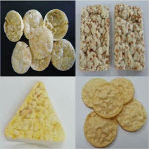 Rijstwafel machine (Bakery machine, Zoetwaren machine) - Fabrikant uit Korea