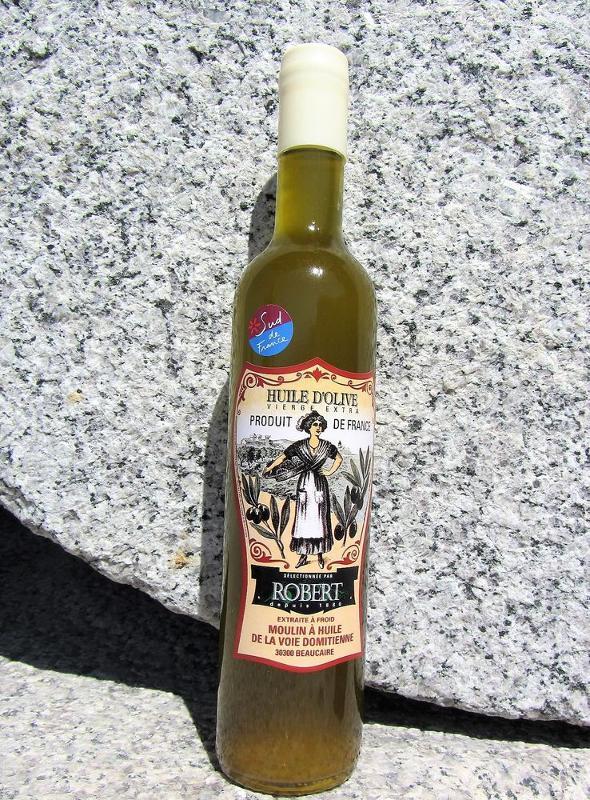Huile d'olive Mireille Sud de France - Produits oléicoles