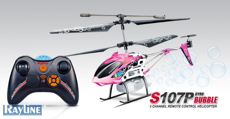 RC Ware anderer Hersteller RC Helikopter - S107P