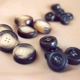 Bottoni delle dimensioni desiderate