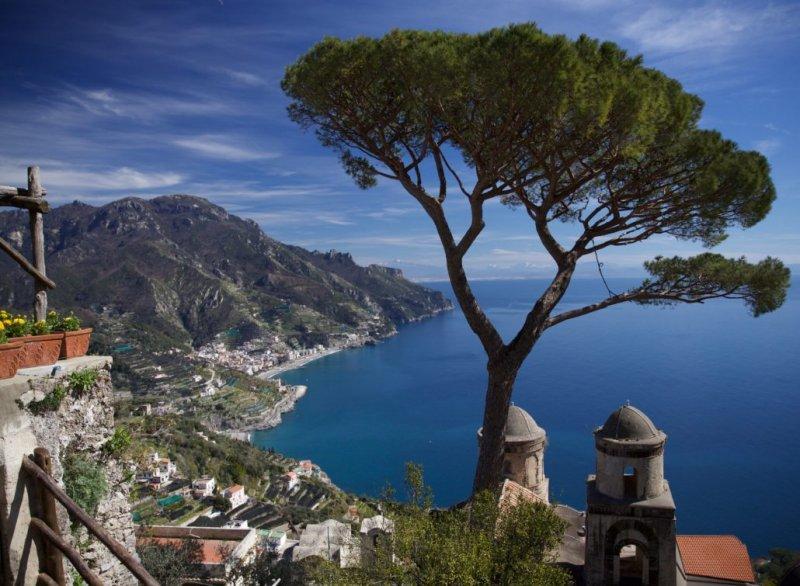 Discovery Amalfi Coast Tour - 9 days / 8 nights -