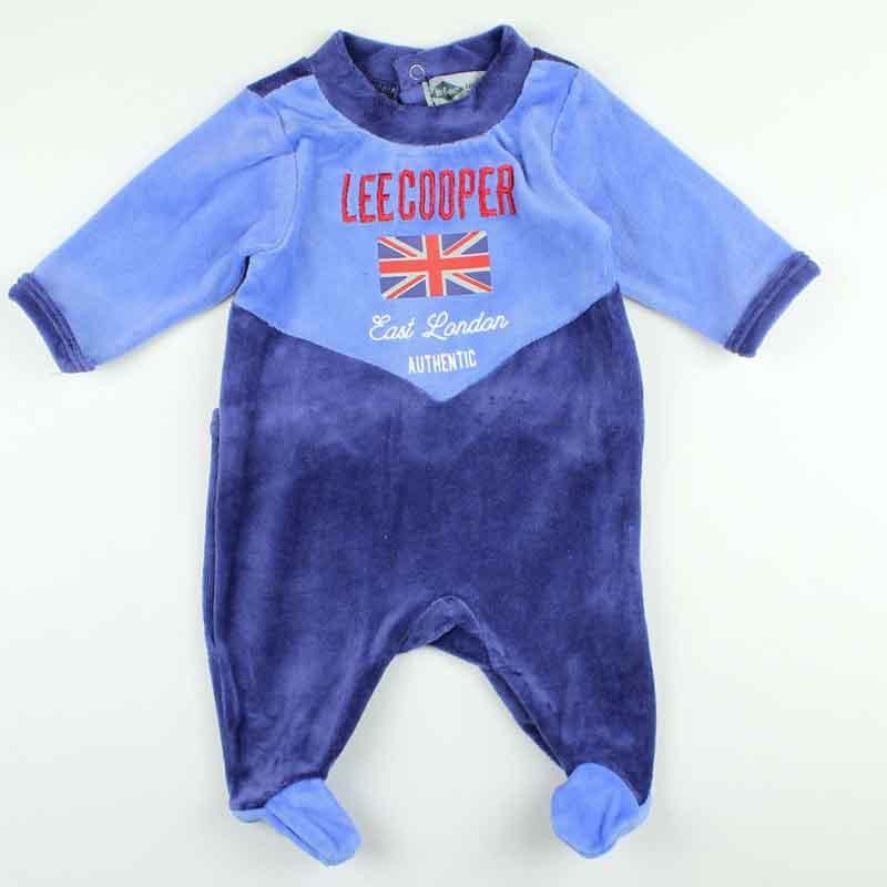 Großhändler kleidung baby Strampelhöschen lizenz Lee Cooper - Puériculture