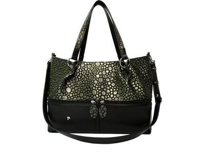 Leather handbag - item 780