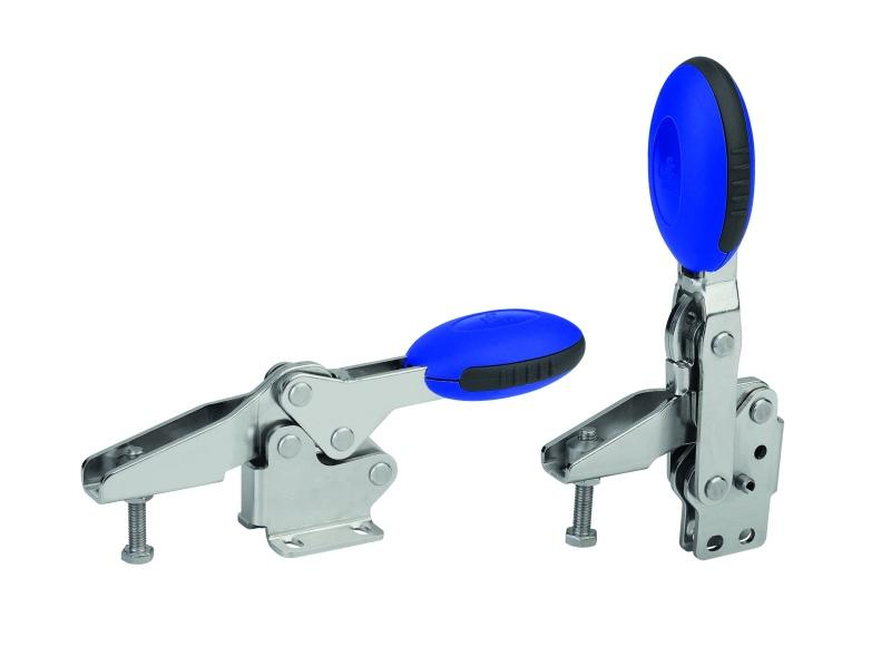 Toggle clamps - Toggle clamps are used to hold and clamp workpieces