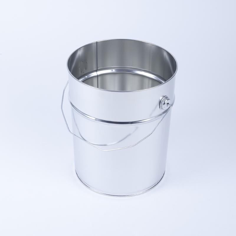 Eindrückdeckeleimer 10 Liter, UN