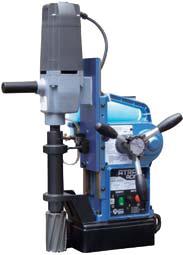 Magnet Base Drilling Machines - WA-5000