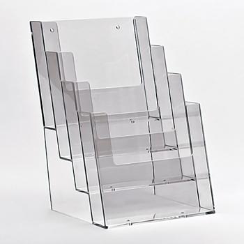 Standaard displays voor documenten - Taymar® gamma: brochurehouder: 4C160